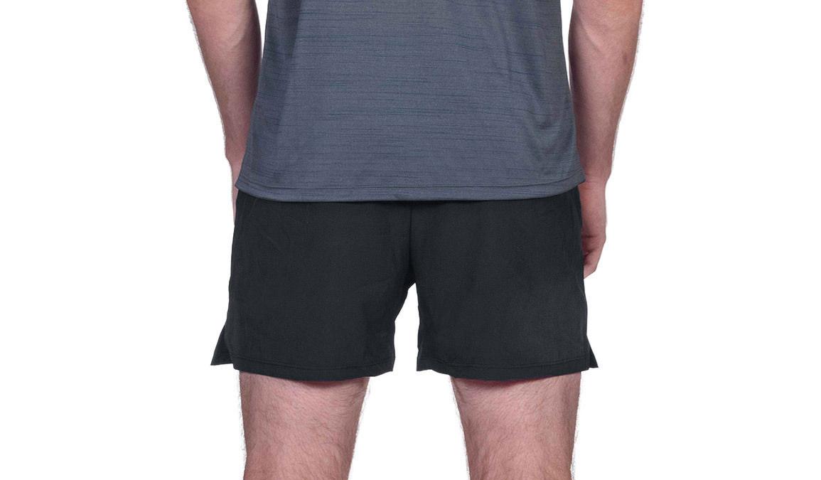 Men's JackRabbit 5'' Shorts - Color: Black Size: XL, Black, large, image 3