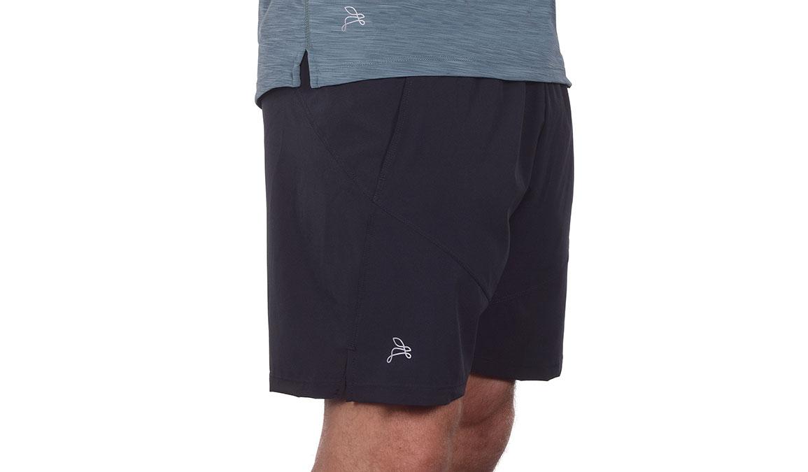 Men's JackRabbit 7'' Shorts - Color: Black Size: S, Black, large, image 1