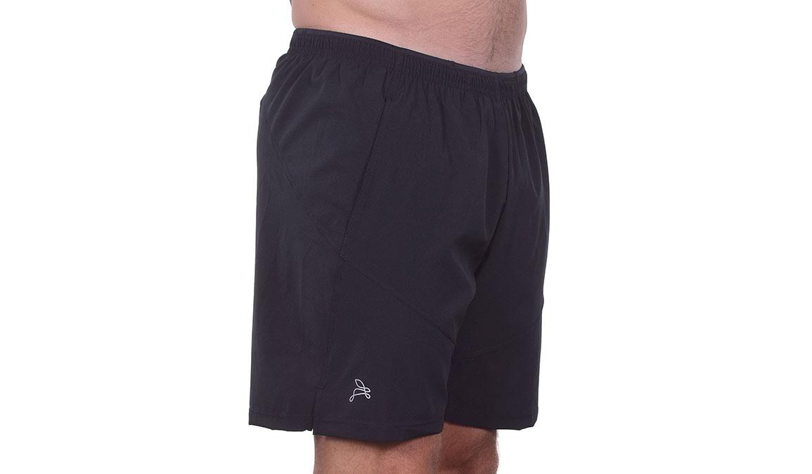 Men's JackRabbit 7'' Shorts - Color: Black Size: S, Black, large, image 2