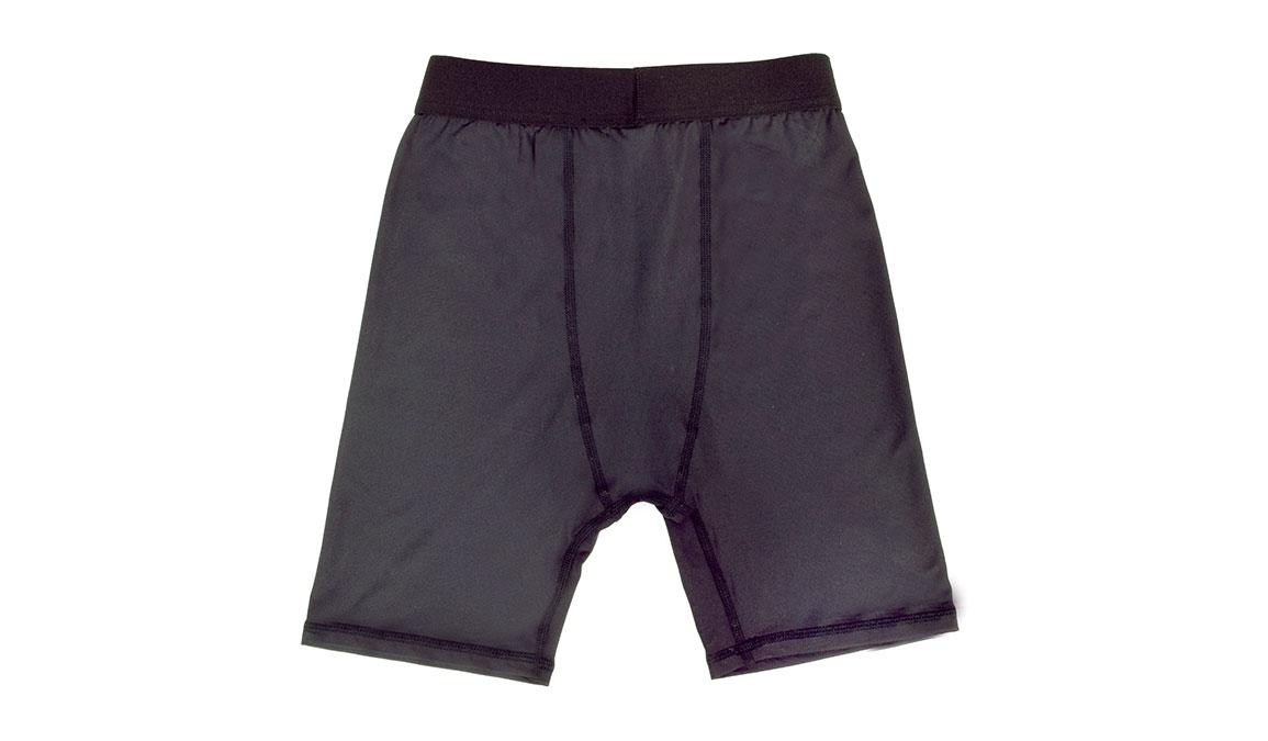 Men's JackRabbit Compression Shorts  - Color: Black Size: M, Black, large, image 2