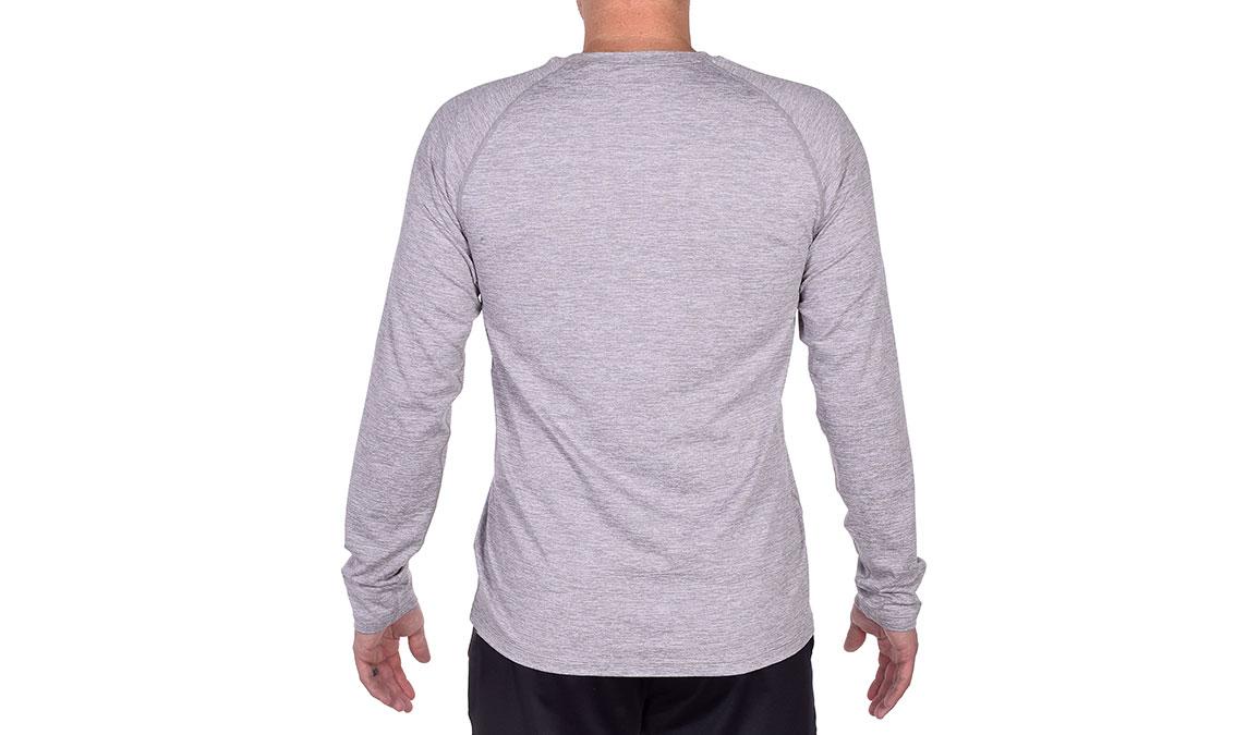 Men's JackRabbit Long Sleeve - Color: Light Grey Size: S, Light Grey, large, image 4
