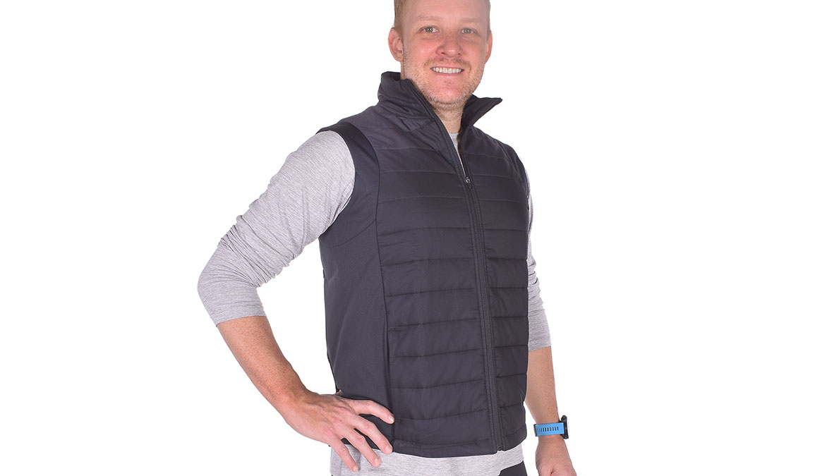 JackRabbit Run Vest  - Color: Black Size: S, Black, large, image 4