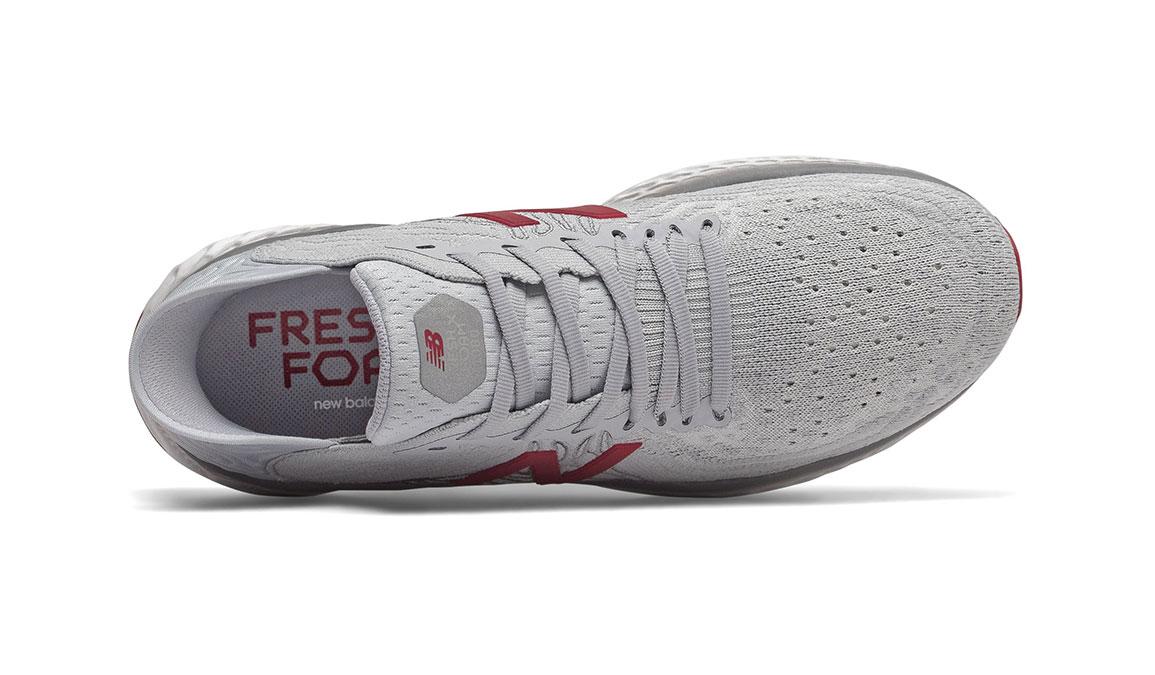 Men's New Balance Fresh Foam 1080v10 Running Shoe - Color: Summer Fog (Regular Width) - Size: 8, Grey, large, image 2