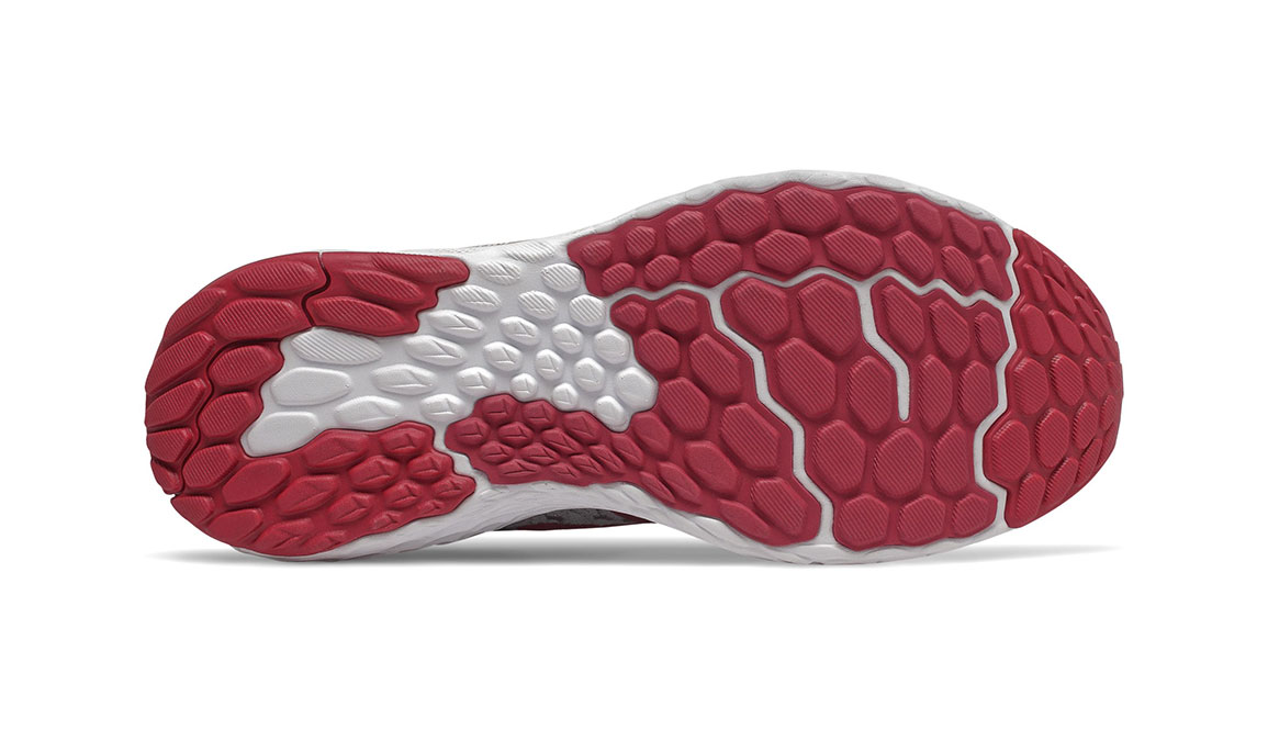 Men's New Balance Fresh Foam 1080v10 Running Shoe - Color: Summer Fog (Regular Width) - Size: 8, Grey, large, image 3