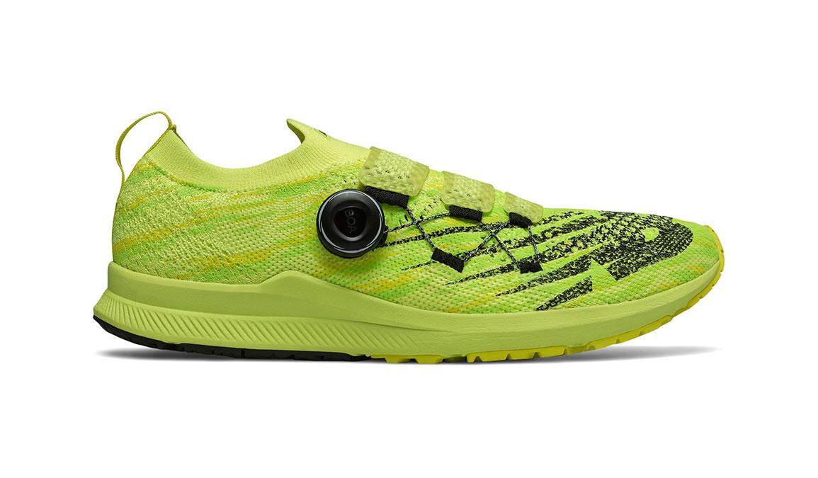 Men's New Balance 1500T2 Running Shoe with Boa - Color: Sulphur Yellow (Regular Width) - Size: 9.5, Yellow/Black, large, image 1