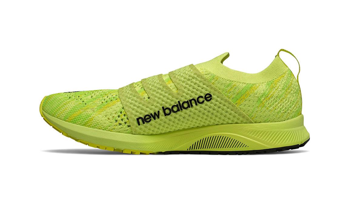 Men's New Balance 1500T2 Running Shoe with Boa - Color: Sulphur Yellow (Regular Width) - Size: 9.5, Yellow/Black, large, image 2