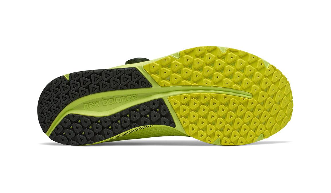 Men's New Balance 1500T2 Running Shoe with Boa - Color: Sulphur Yellow (Regular Width) - Size: 9.5, Yellow/Black, large, image 4