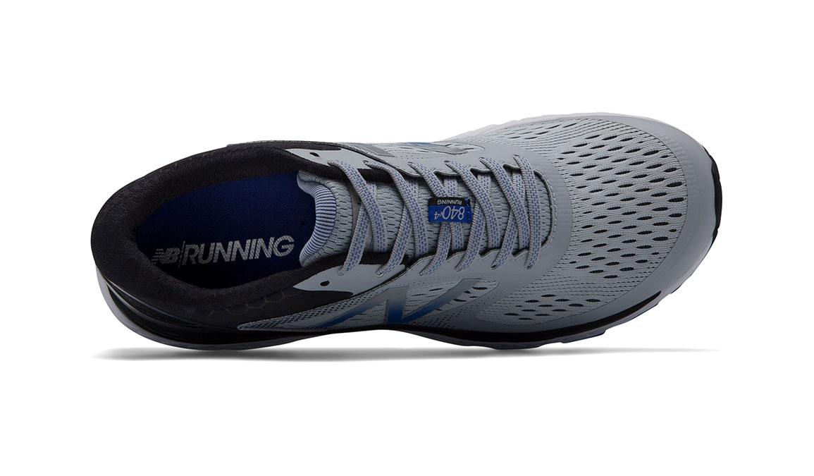 Men's New Balance 840v4 Running Shoe - Color: Silver Mink/Team Blue (Regular Width) - Size: 9.5, Silver/Blue, large, image 3