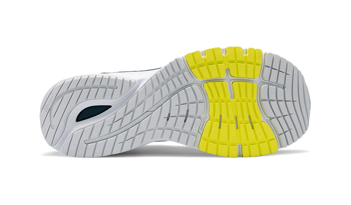 Men's New Balance 860v10 Running Shoe - Color: Supercell/Orion Blue (Wide Width) - Size: 9, Supercell/Orion Blue, large, image 4