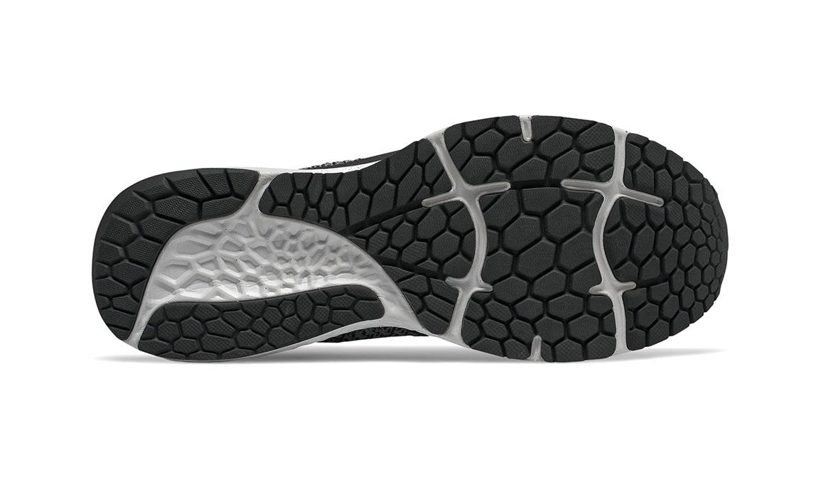 Men's New Balance 880v10 Running Shoe - Color: Black / White (Regular Width) - Size: 10.5, Black/White, large, image 4