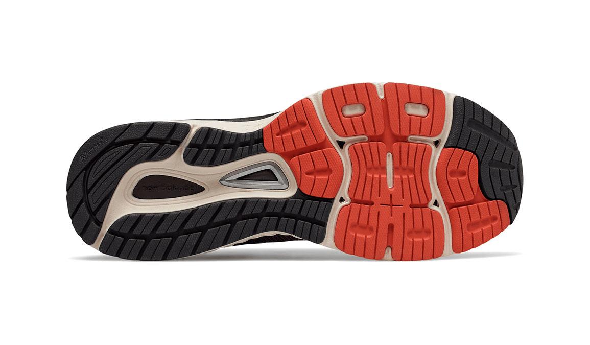 Men's New Balance 880V9 Running Shoe - Color: Henna (Regular Width) - Size: 7.5, Red/White, large, image 2