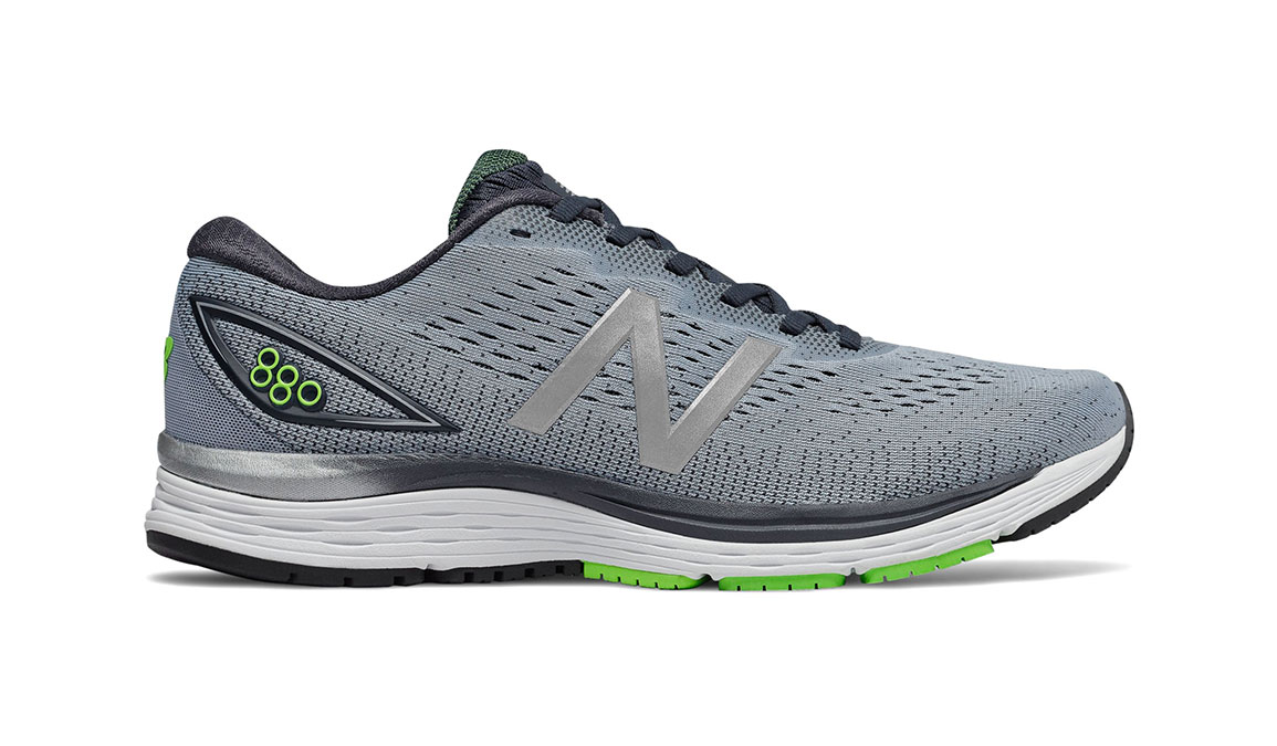 Men's New Balance 880v9 Running Shoe - Color: Reflection/Outerspace/RGB Green (Wide Width) - Size: 7, Reflection/Outerspace/RGB Green, large, image 1