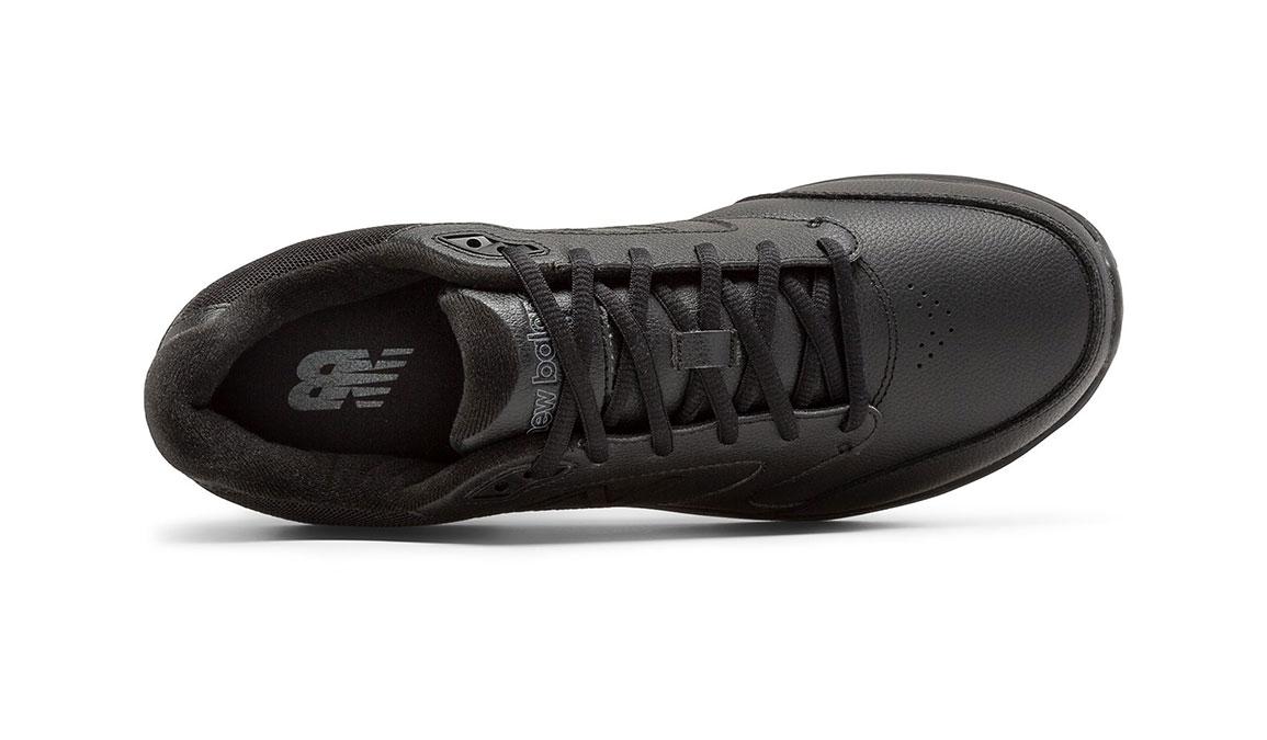 Men's New Balance 928 V3 Walking Shoe - Color: Black (Regular Width) - Size: 8.5, Black, large, image 3