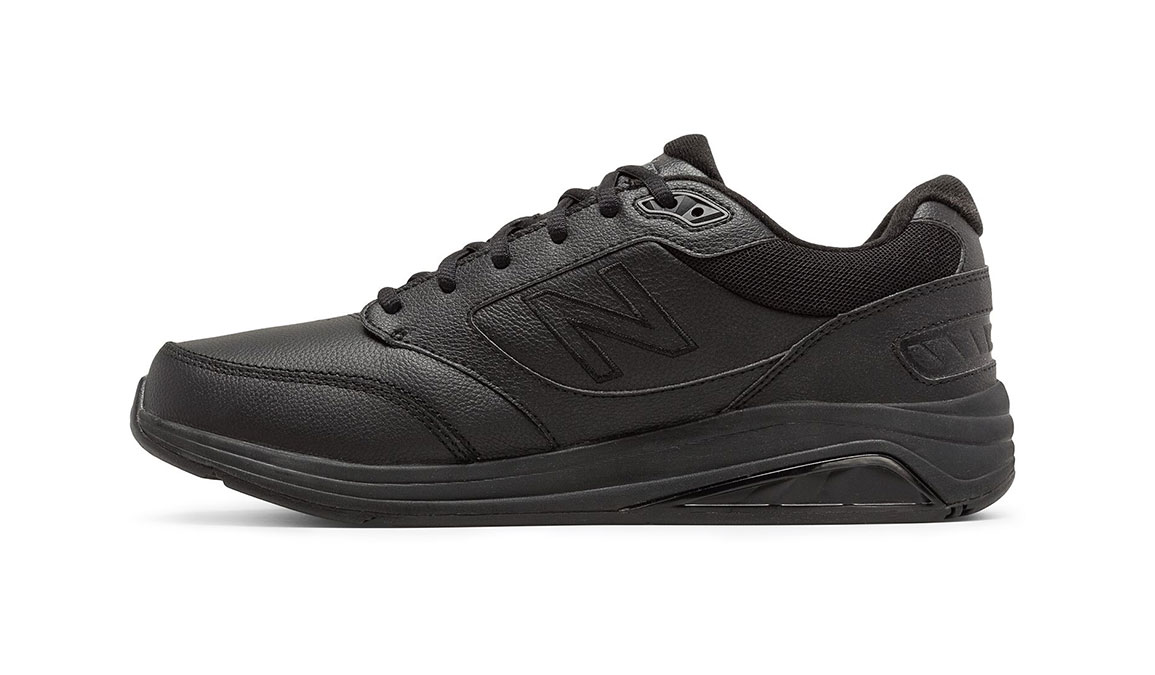 Men's New Balance 928 V3 Walking Shoe - Color: Black (Regular Width) - Size: 8.5, Black, large, image 2