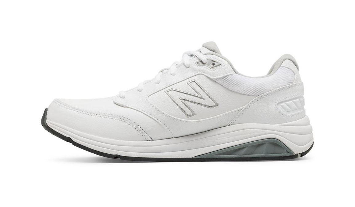 Men's New Balance 928 V3 Walking Shoe - Color: White (Regular Width) - Size: 8.5, White, large, image 2