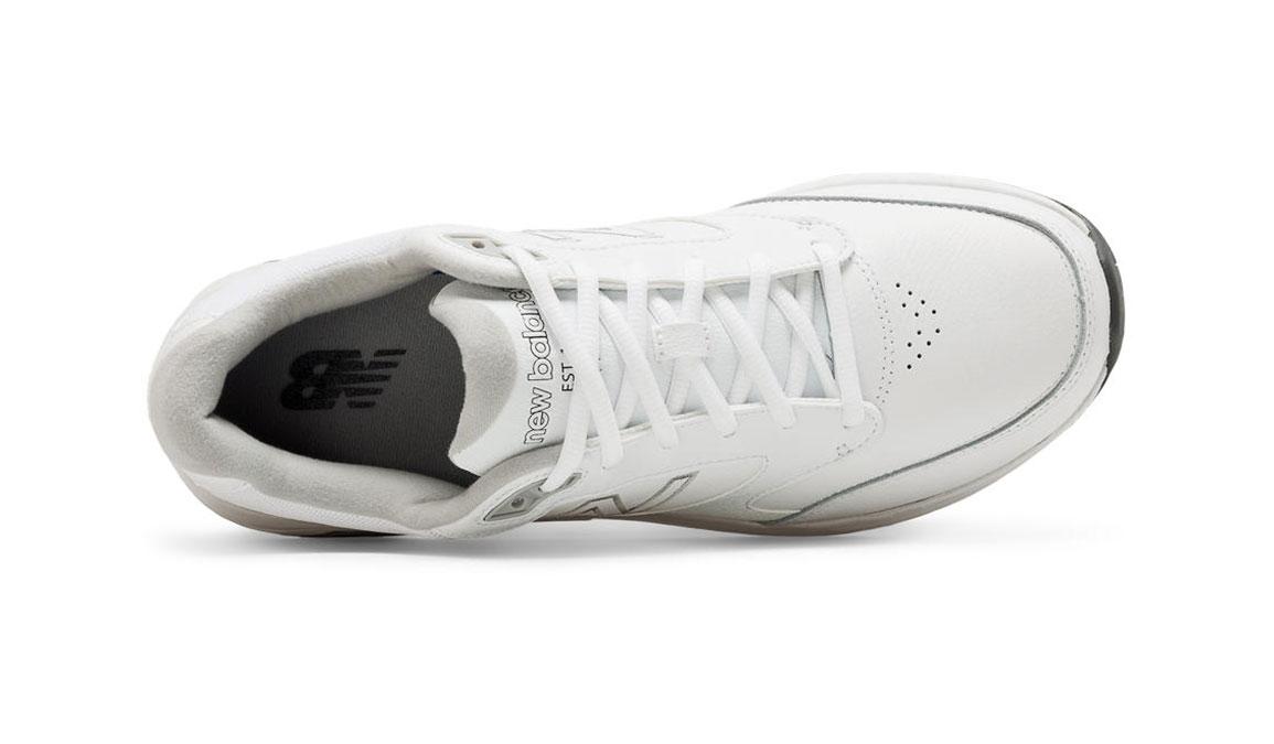 Men's New Balance 928 V3 Walking Shoe - Color: White (Regular Width) - Size: 8.5, White, large, image 3