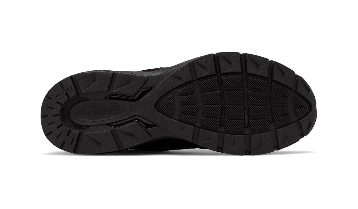 Men's New Balance 990v5 Running Shoe - Color: Black (Regular Width) - Size: 6, Black, large, image 4