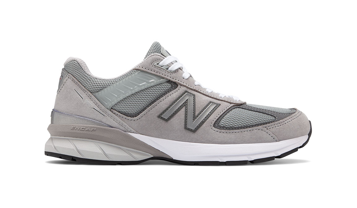 Men's New Balance 990v5 Running Shoe, , large, image 1