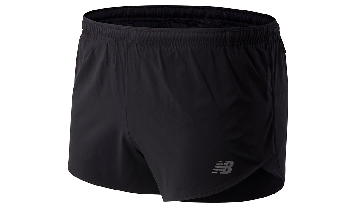 "Men's New Balance Impact Run 3"" Split Short, , large, image 1"