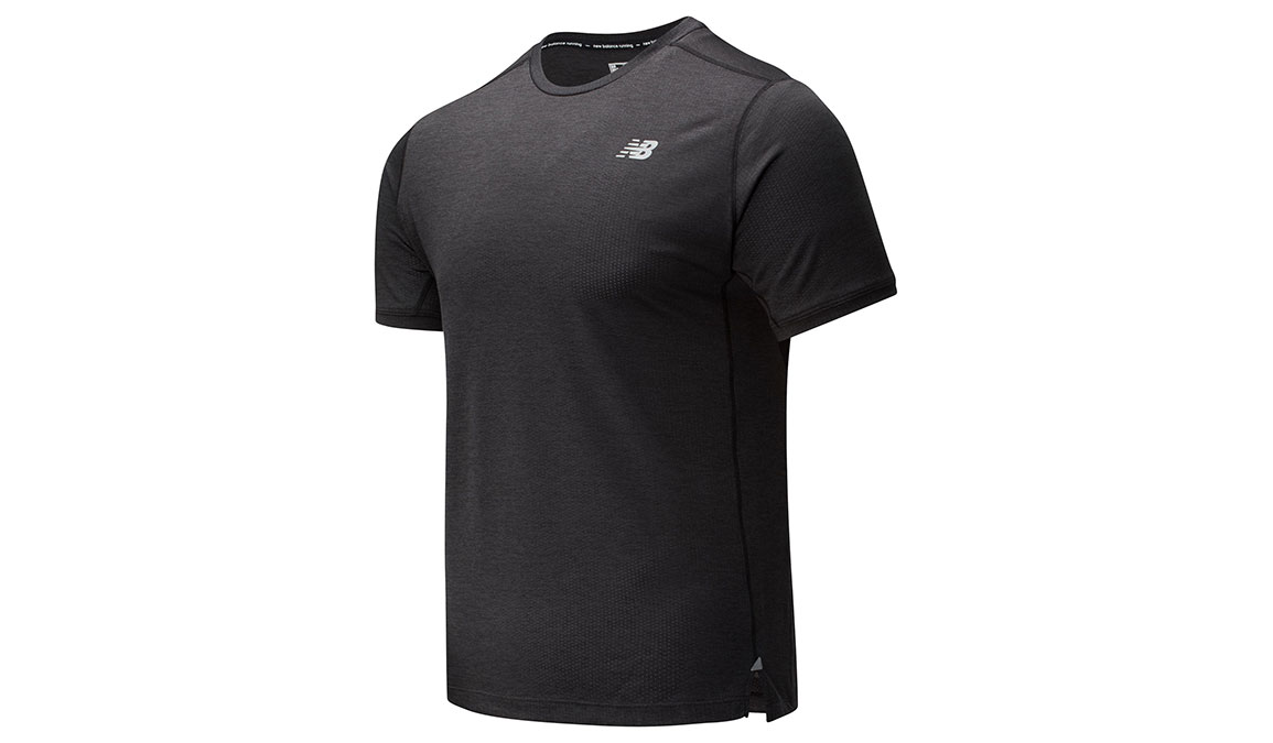 Men's New Balance Impact Run Short Sleeve, , large, image 1