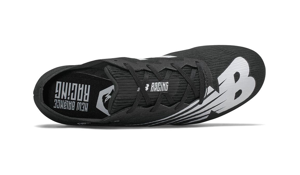 Men's New Balance MD500v7 Track Spikes - Color: Black (Regular Width) - Size: 8.5, Black, large, image 3