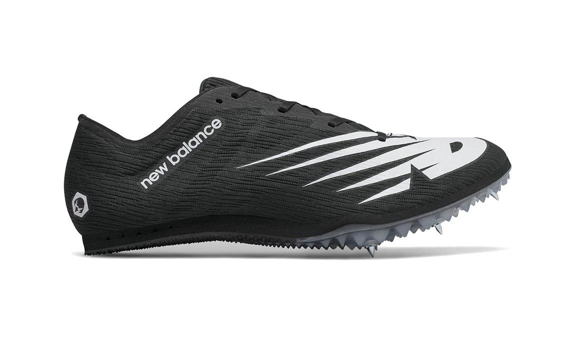 Men's New Balance MD500v7 Track Spike  - Color: Black (Regular Width) - Size: 8.5, Black, large, image 1