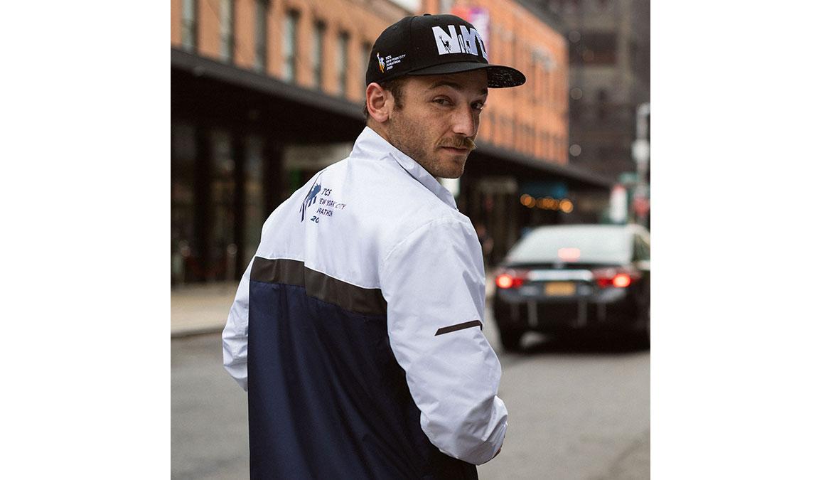 Men's New Balance NYC Marathon Windcheater Jacket