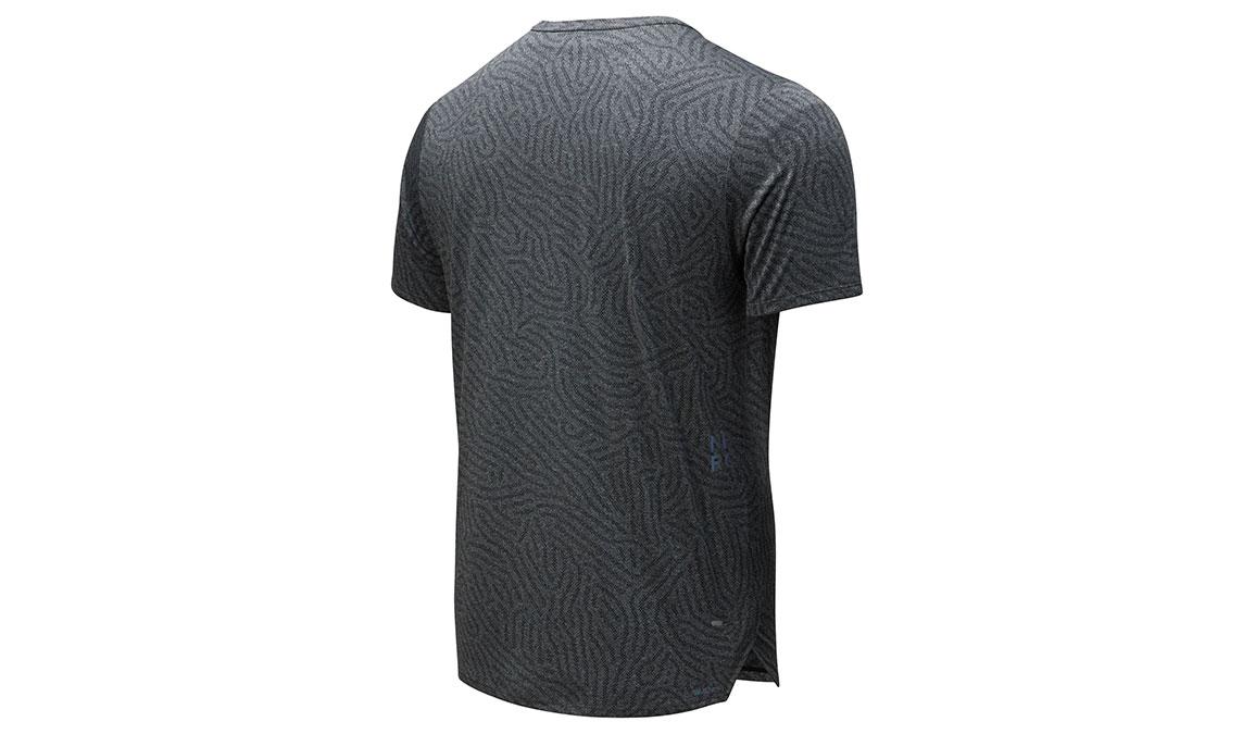 Men's New Balance Q Speed Jacquard Short Sleeve, , large, image 2