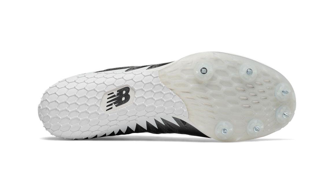 Men's New Balance SD100v2 Track Spike - Color: Black/White (Regular Width) - Size: 8.5, Black/White, large, image 4