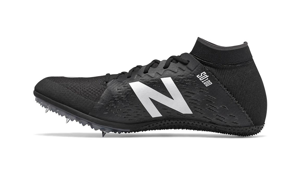 Men's New Balance SD100v3 Track Spikes - Color: Black (Regular Width) - Size: 6, Black, large, image 2