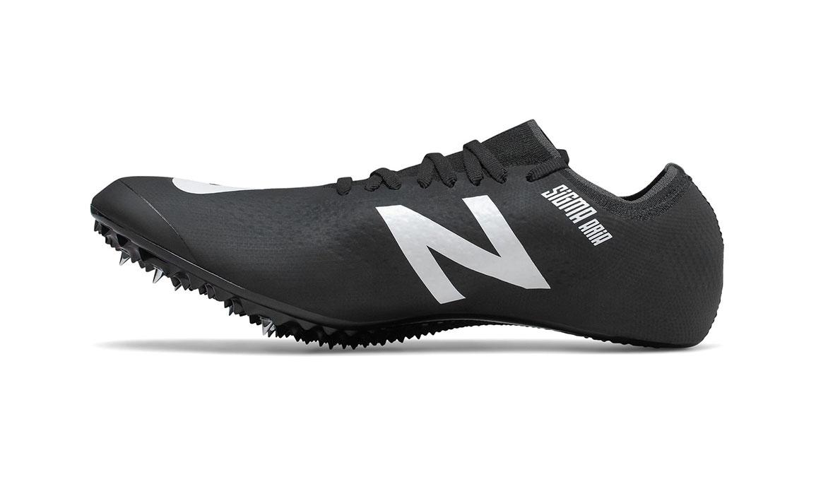 Men's New Balance Sigma Aria  - Color: Black (Regular Width) - Size: 6, Black, large, image 2