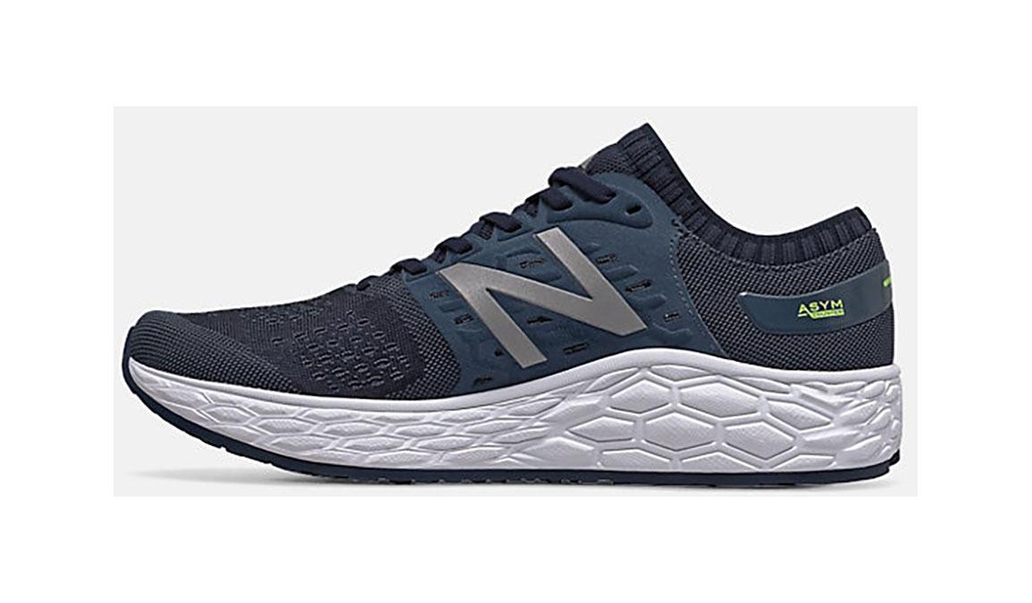 Men's New Balance Vongo V4 Running Shoe - Color: Natural Indigo (Regular Width) - Size: 8, Blue, large, image 2