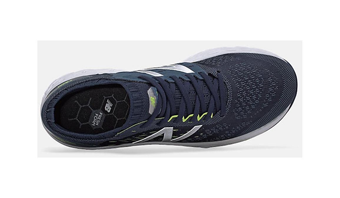 Men's New Balance Vongo V4 Running Shoe - Color: Natural Indigo (Regular Width) - Size: 8, Blue, large, image 3