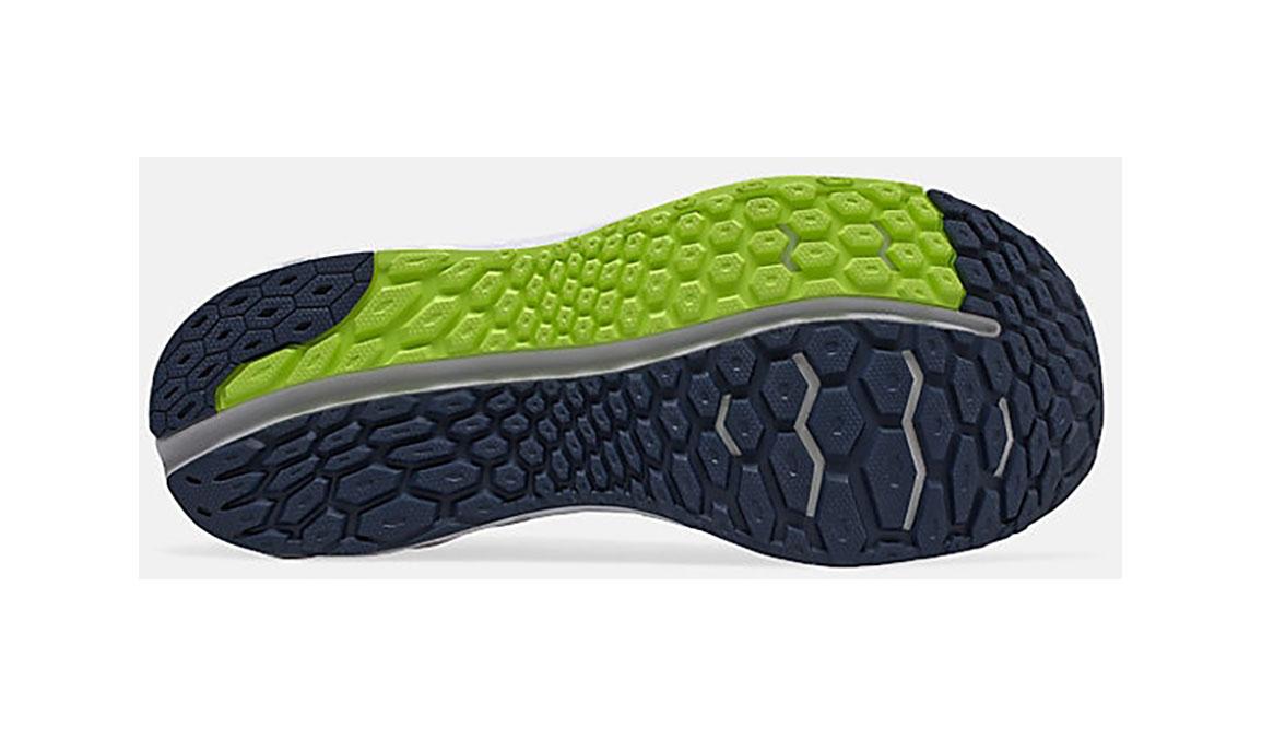 Men's New Balance Vongo V4 Running Shoe - Color: Natural Indigo (Regular Width) - Size: 8, Blue, large, image 4