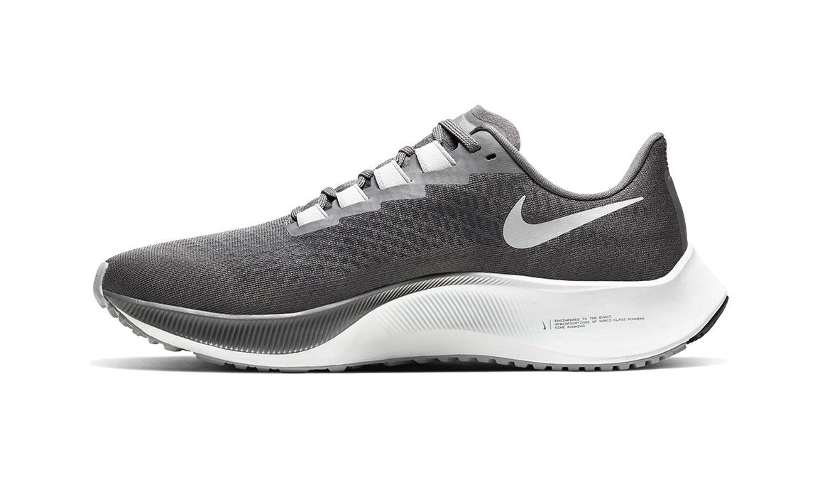 Men's Nike Air Zoom Pegasus 37 Running Shoe - Color: Iron Grey/Lt Smoke Grey/Particle Grey (Regular Width) - Size: 7, Iron Grey/Light Smoke Grey/Particle Grey, large, image 2