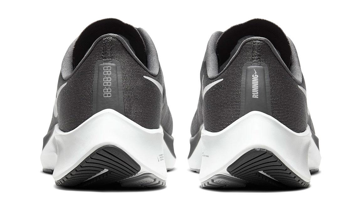Men's Nike Air Zoom Pegasus 37 Running Shoe - Color: Iron Grey/Lt Smoke Grey/Particle Grey (Regular Width) - Size: 7, Iron Grey/Light Smoke Grey/Particle Grey, large, image 4