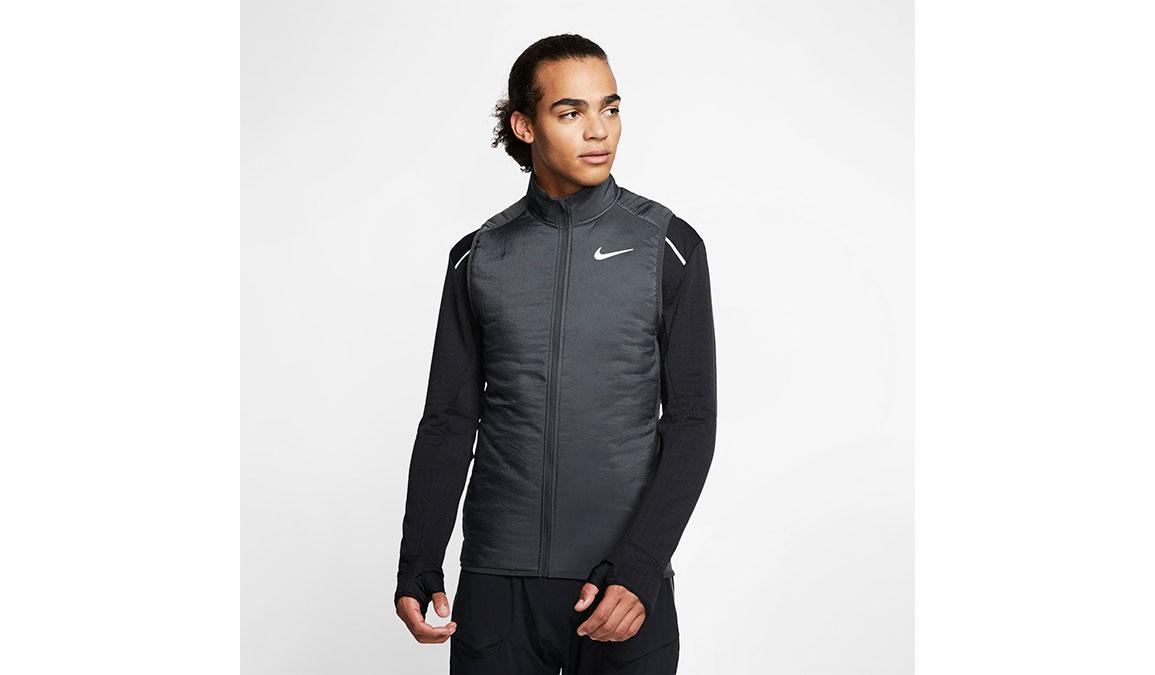 Tía Campeonato África  Men's Nike AeroLayer Vest | JackRabbit