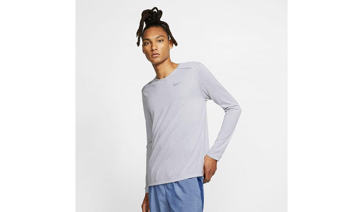 Men's Nike Rise 365 Long Sleeve, , large, image 1