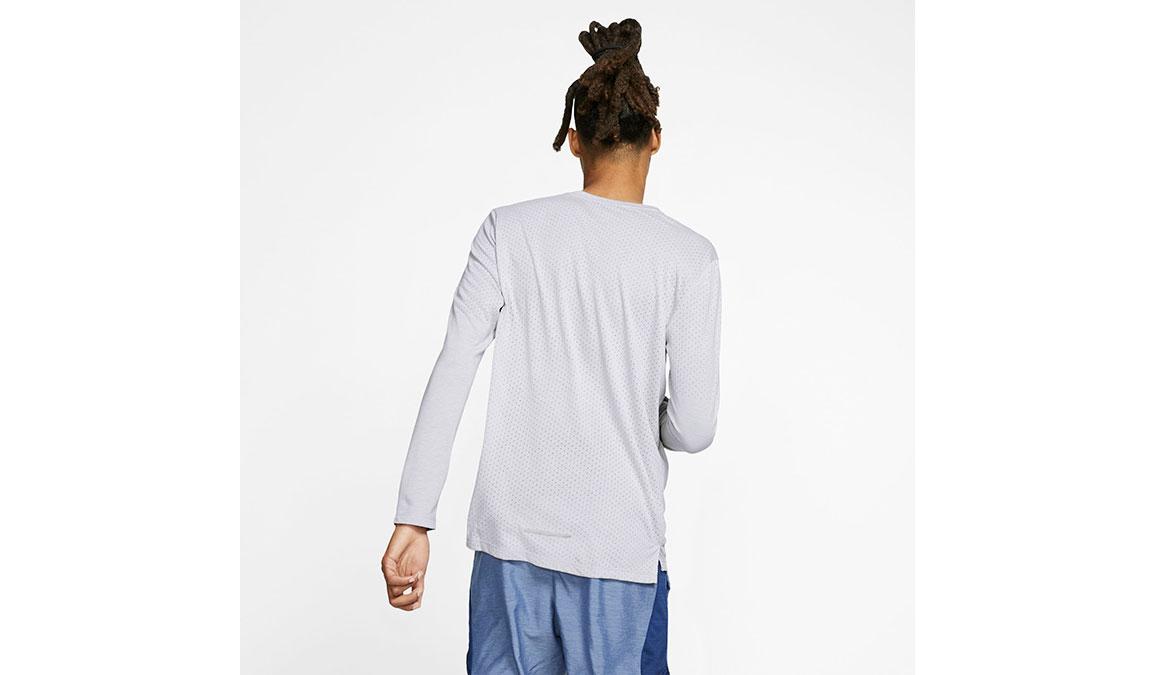 Men's Nike Rise 365 Long Sleeve, , large, image 4