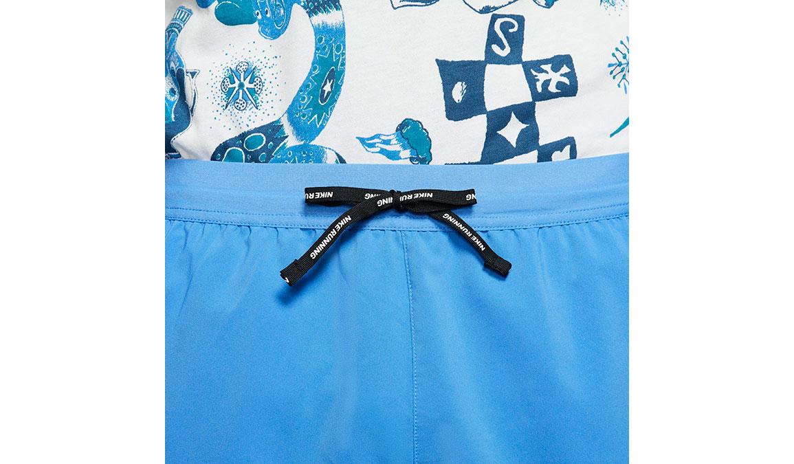 """Men's Nike Dri-FIT Flex Stride 7"""" 2-in-1 Shorts - Color: Pacific Blue Size: L, Pacific Blue, large, image 3"""