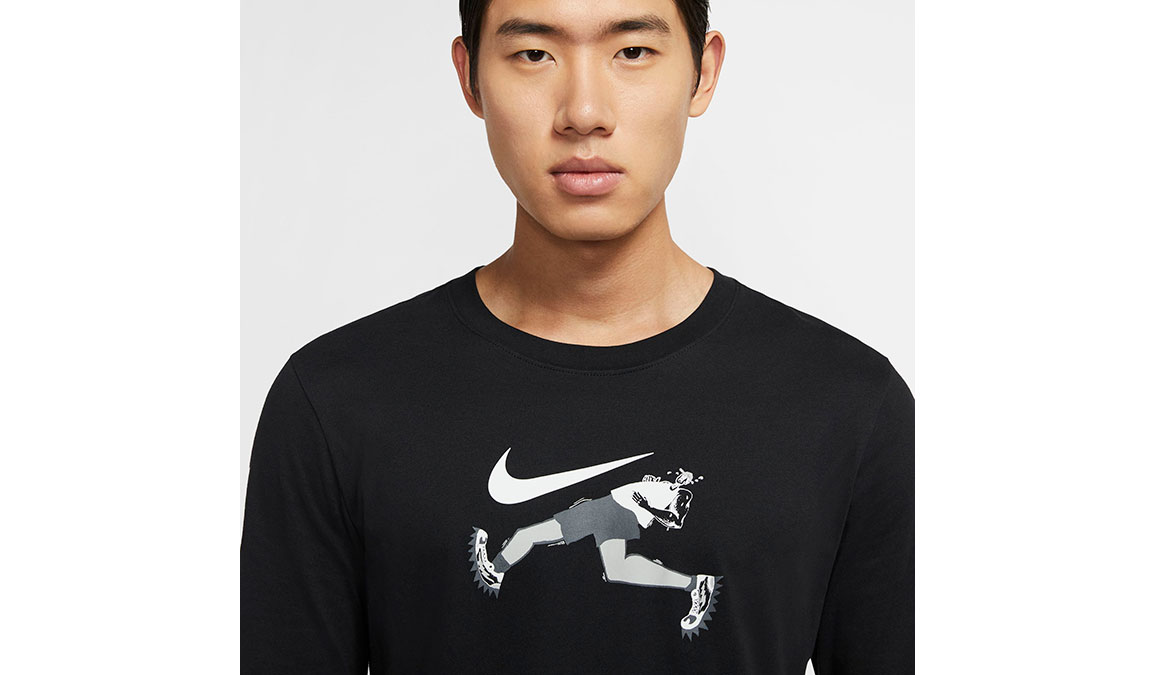 Men's Nike Dri-FIT Wild Run T-Shirt, , large, image 2