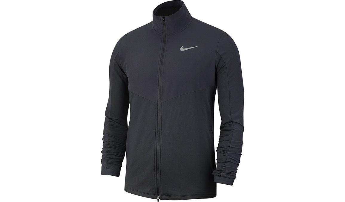 Men's Nike Element Running Jacket - Color: Dark Smoke Grey Size: XL, Dark Smoke Grey, large, image 1