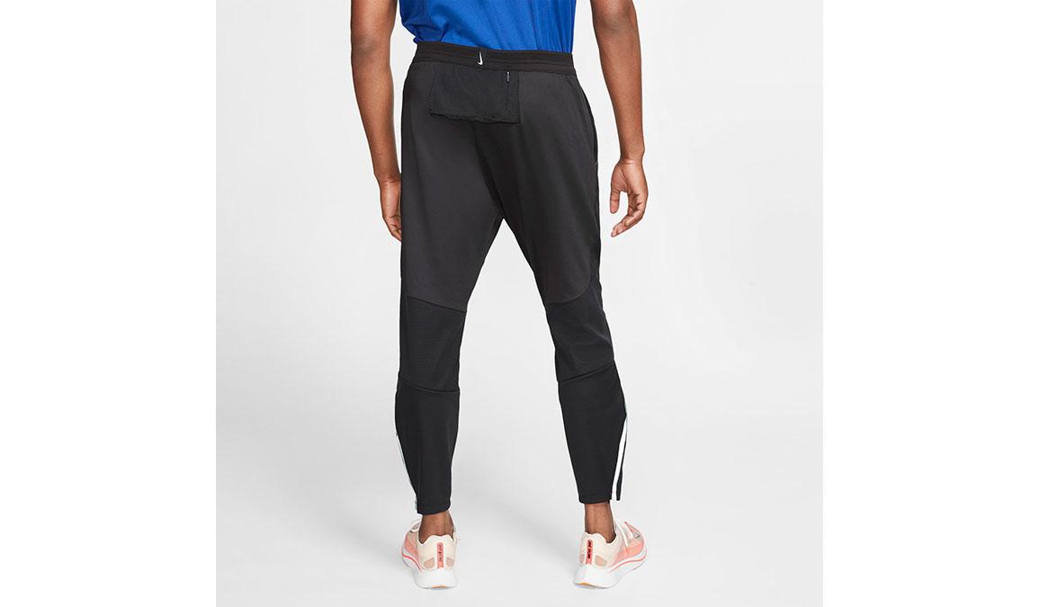 Men's Nike Shield Swift Pants - Color: Black Size: S, Black, large, image 3