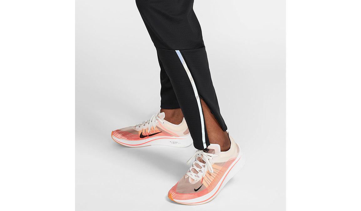 Men's Nike Shield Swift Pants - Color: Black Size: S, Black, large, image 4