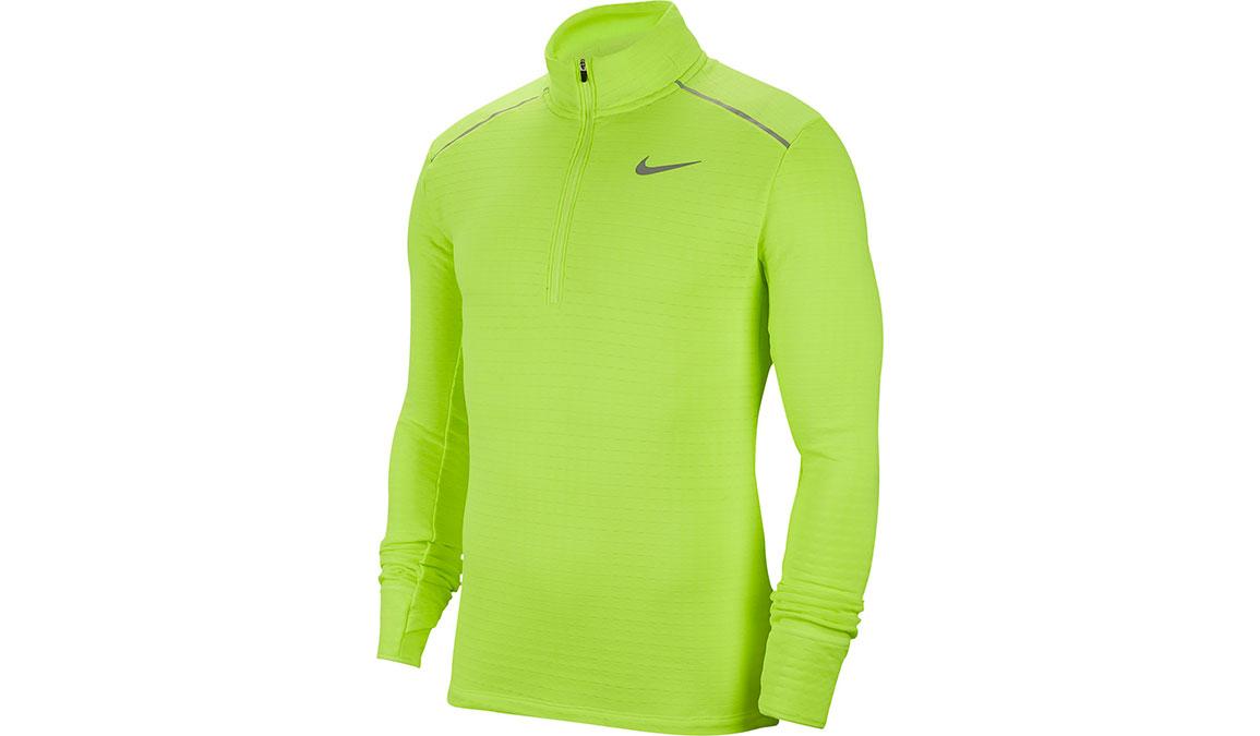 Men's Nike Sphere Element 3.0 Half Zip - Color: Volt/Reflective Silver Size: S, Volt/Reflective Silver, large, image 1