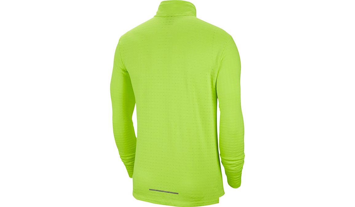 Men's Nike Sphere Element 3.0 Half Zip - Color: Volt/Reflective Silver Size: S, Volt/Reflective Silver, large, image 2