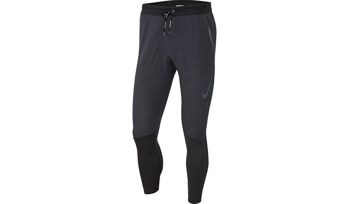Men's Nike Swift Pants - Color: Black/Reflective Black Size: S, Black/Reflective Black, large, image 1