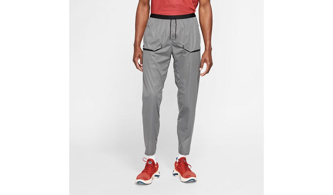 Men's Nike Tech Pack Pants - Color: Iron Grey/Black Size: S, Iron Grey/Black, large, image 1