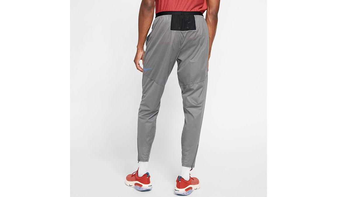 Men's Nike Tech Pack Pants - Color: Iron Grey/Black Size: S, Iron Grey/Black, large, image 2