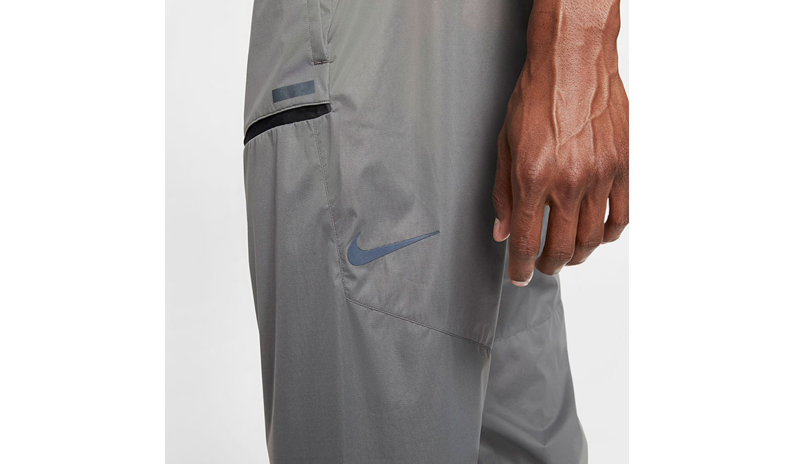 Men's Nike Tech Pack Pants - Color: Iron Grey/Black Size: S, Iron Grey/Black, large, image 4